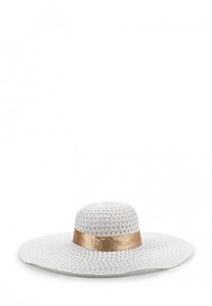 Шляпа Modis. Цвет: белый