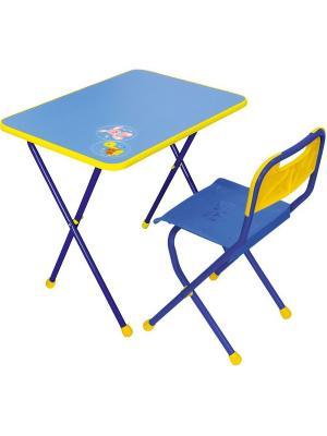 Комплект мебели алина Nika. Цвет: синий