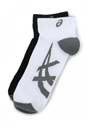 Комплект носков 2 пары ASICS. Цвет: разноцветный