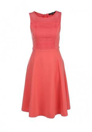 Платье Top Secret. Цвет: розовый