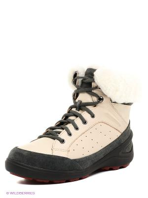 Ботинки Wilmar. Цвет: кремовый, серо-зеленый