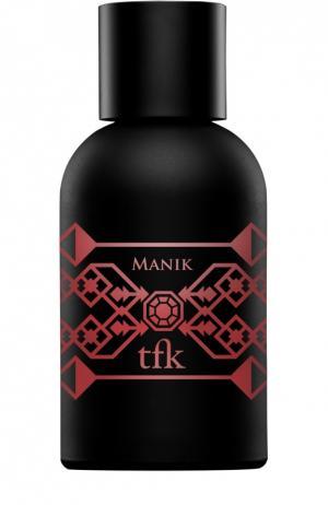 Парфюмерная вода Manik TFK The Fragrance Kitchen. Цвет: бесцветный