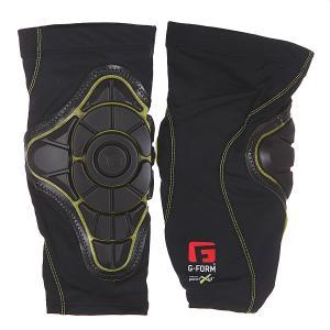Защита  Pro-X Knee Pads Black/Yellow G-Form. Цвет: черный,желтый