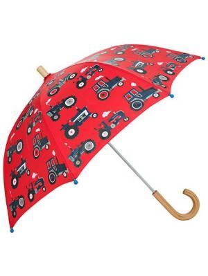 Зонт HATLEY. Цвет: красный