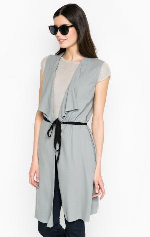 Платье DRYKORN. Цвет: серый