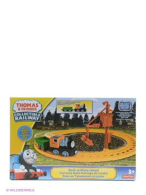 Игровой набор Thomas CR & FRIENDS. Цвет: горчичный, коричневый