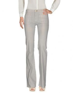 Повседневные брюки SHINE. Цвет: темно-синий