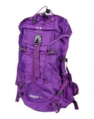 Рюкзаки и сумки на пояс HAGLÖFS. Цвет: фиолетовый