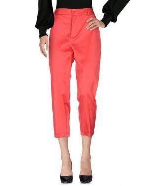 Повседневные брюки KITAGI®. Цвет: красный