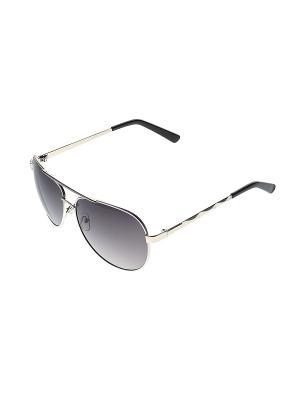 Солнцезащитные очки Infiniti. Цвет: серебристый, белый, черный