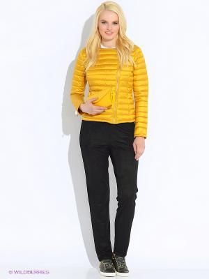 Куртка Bomboogie. Цвет: желтый