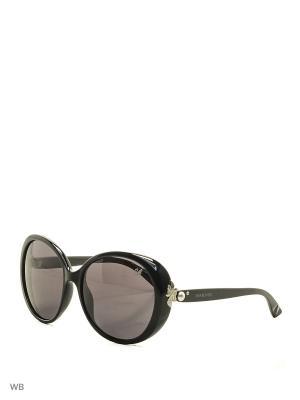 Солнцезащитные очки SK 0028 01B Swarovski. Цвет: черный, серебристый