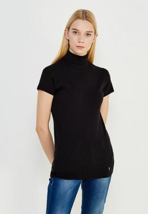 Водолазка Trussardi Jeans. Цвет: черный