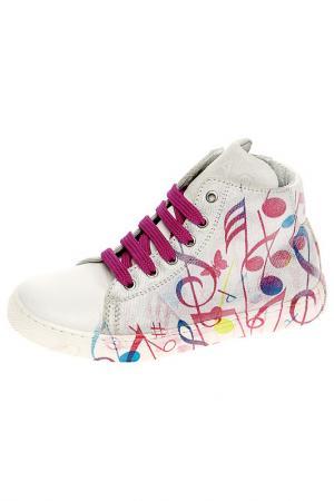 Ботинки CIAO. Цвет: белый, комбинированный (big)