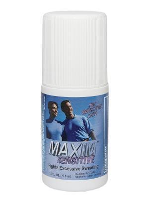 Дезодорант для чувствительной кожи 10,8% Maxim. Цвет: белый