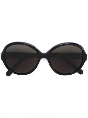 Солнцезащитные очки Jaqueline Selima Optique. Цвет: чёрный
