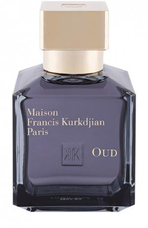 Парфюмерная вода Oud Maison Francis Kurkdjian. Цвет: бесцветный