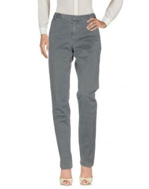Повседневные брюки ORIGINAL VINTAGE STYLE. Цвет: серый