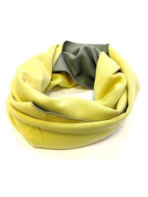Снуд NINA ROSSI. Цвет: желтый