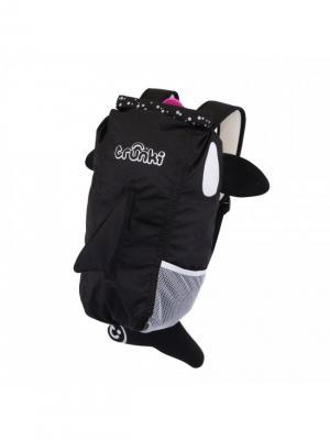 Рюкзак универсальный КОСАТКА TRUNKI. Цвет: черный, белый