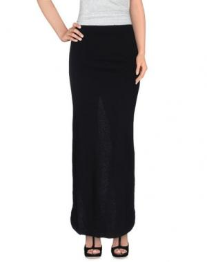 Длинная юбка X CONCEPT. Цвет: черный