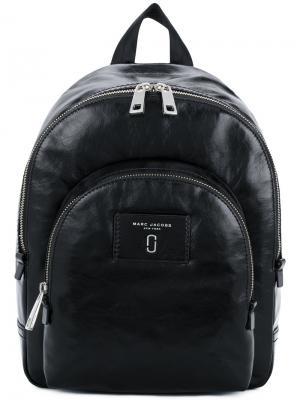 Рюкзак с застежкой-молнией Marc Jacobs. Цвет: чёрный