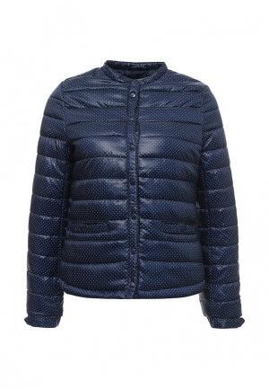 Куртка утепленная Befree. Цвет: синий