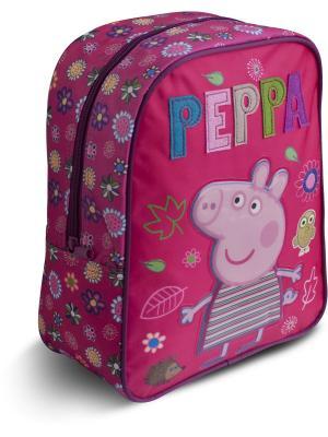 Рюкзак Листопад. Свинка Пеппа Peppa Pig. Цвет: розовый
