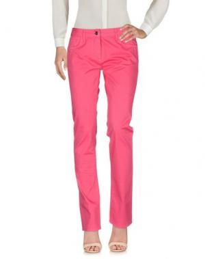 Повседневные брюки HARMONT&BLAINE. Цвет: фуксия