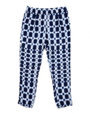 Повседневные брюки HARTFORD. Цвет: темно-синий