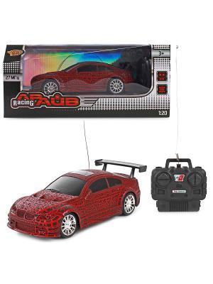 Машина на радио управление VELD-CO. Цвет: черный, красный