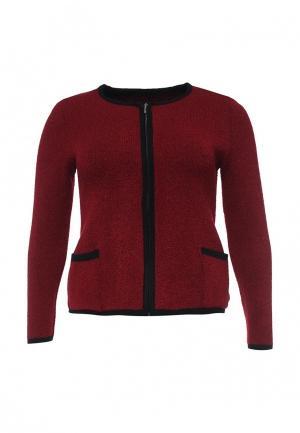 Жакет Milana Style. Цвет: красный