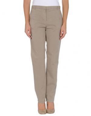 Повседневные брюки ..,MERCI. Цвет: светло-серый