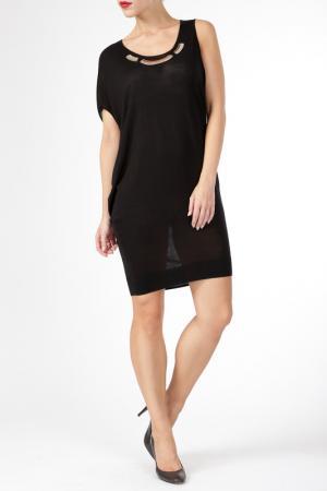 Платье Armani Jeans. Цвет: black