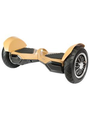 Оригинальный гироскутер CarWalk Dexter. Размер колеса 10 дюймов.. Цвет: бронзовый