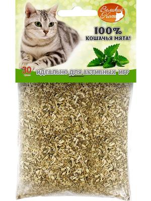 Мята кошачья молотая 30 гр SMART-TEXTILE. Цвет: бежевый