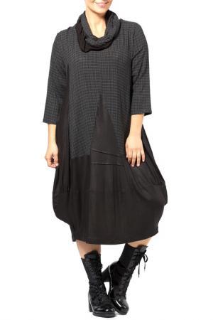 DRESS Zedd Plus. Цвет: black