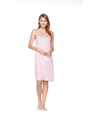 Ночная сорочка Kom. Цвет: розовый