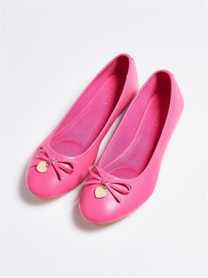 Балетки Mohito. Цвет: розовый, фуксия
