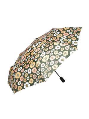 Зонт Mitya Veselkov. Цвет: темно-зеленый