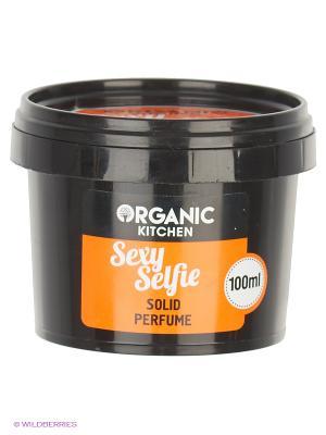 Духи твердые Sexy Selfie 100мл Organic Shop. Цвет: черный