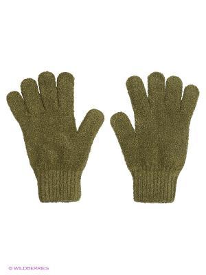 Перчатки Shapkoff. Цвет: хаки