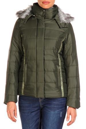 Куртка E|SENZ. Цвет: зеленый