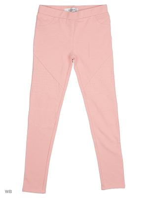 Леггинсы GUESS. Цвет: розовый