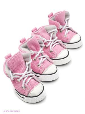 Обувь Doggy Dolly. Цвет: розовый