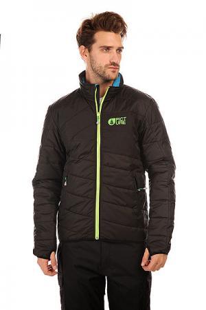 Куртка  Picpuff Black Picture Organic. Цвет: черный