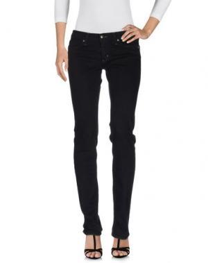 Джинсовые брюки HABITUAL. Цвет: черный