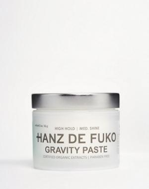 Hanz de Fuko Паста для волос Gravity. Цвет: мульти