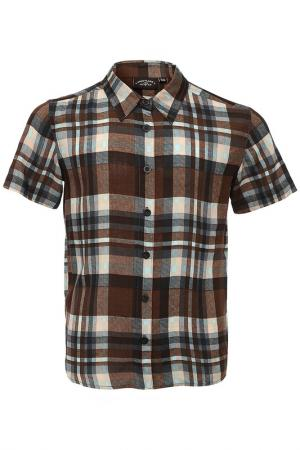 Рубашка FINN FLARE KIDS. Цвет: 616 chocolate