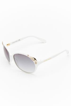Очки солнцезащитные Lucia Valdi. Цвет: белый